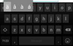 Jak pisać szybciej na urządzeniach z Androidem