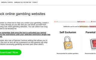 Zablokuj apetyt na hazard online za pomocą tych narzędzi przeciwdziałających hazardowi