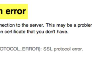 Jak naprawić typowe błędy połączenia SSL w przeglądarce