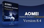 AOMEI Partition Assistant 8.4 Recenzja: Co nowego w tym?