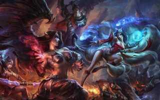 Co zrobić, jeśli League of Legends nie zaktualizuje się