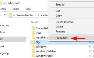 PIN nie działa w systemie Windows 10 [FIX]