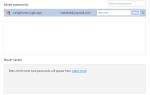 Jak chronić hasła w Google Chrome