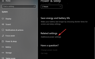 Mój komputer wyłącza się zamiast iść spać, co robić