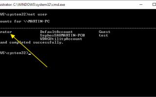 Jak włączyć ukryte konto administratora systemu Windows 10