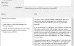 Napraw Nie można zainstalować następujących funkcji w systemie Windows 8