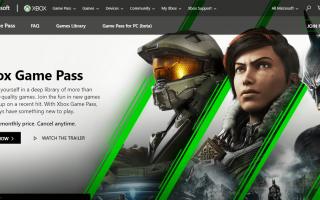 Nie mogę zainstalować gier Game Pass na PC [GWARANTOWANA POPRAWKA]
