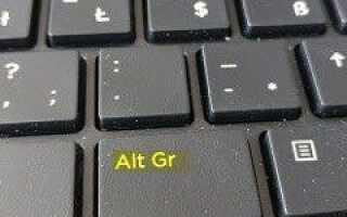 Jak włączyć lub wyłączyć klawisz Alt Gr na klawiaturze systemu Windows 10