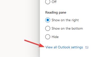 Jak wyłączyć podświetlanie słów w Outlooku [ŁATWY PRZEWODNIK]