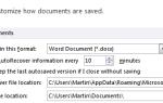 Jak zmienić domyślną lokalizację zapisu obrazu w programie Microsoft Word