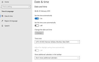 Co mogę zrobić, jeśli czas systemu Windows 10 ciągle się zmienia?
