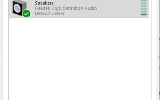 Zwiększ głośność laptopa ponad 100% w systemie Windows 10 [JAK]