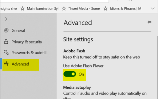 Całkowicie odinstaluj i usuń Adobe Flash Player z Windows 10