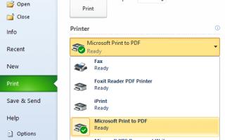 Dlaczego mój program Microsoft Excel nie może drukować?