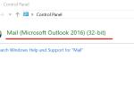 Program Outlook nie mógł zapisać ustawień konta [Poprawka]