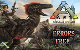 Jak naprawić problemy Ark: Survival Evolved Crash, Appcrash, Ładowanie, Brak dźwięku i inne