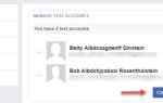 Utwórz konto testowe na Facebooku bez adresu e-mail lub numeru telefonu