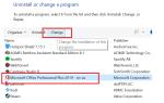 Dlaczego aktualizacja systemu Windows 10 usunęła mój pakiet Microsoft Office?
