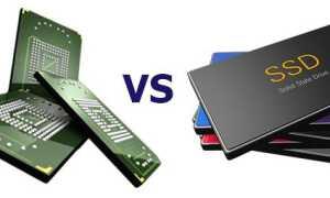 Jaka jest różnica między eMMC a SSD?