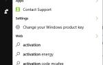 Pełna poprawka: klucz aktywacyjny systemu Windows 10 nie działa