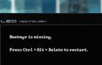 Jak naprawić błąd Brak Bootmgr na komputerze z systemem Windows 10?