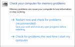 Jak naprawić bluescreen zarządzania pamięcią w systemie Windows 10