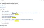 Napraw błąd Windows Update 0x80070BC9 w systemie Windows 10