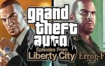 [NAPRAWIONO] GTA: Odcinki z Liberty City nie można uruchomić