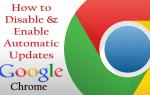 Jak wyłączyć i włączyć automatyczne aktualizacje w Google Chrome?