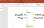 Jak wyłączyć funkcję automatycznego dostosowywania rozmiaru tekstu w programie PowerPoint
