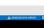 Napraw program Outlook: błąd wysyłania / odbierania (0x800CCC13) po aktualizacji do systemu Windows 10
