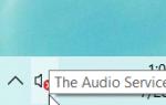 Naprawianie błędu działania usługi Windows Audio