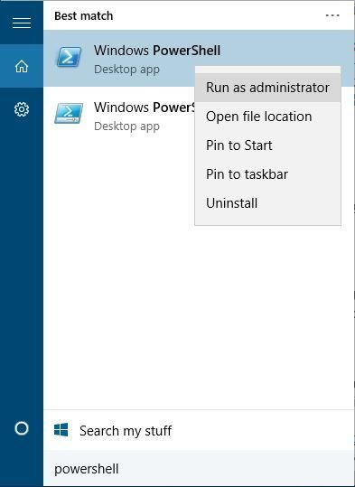 powershell-run-as-admin