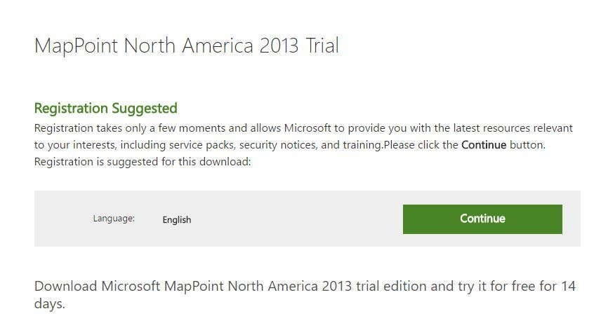 microsoft-mappoint-Continue